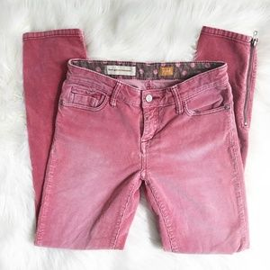 Anthropologie : Pilco Pink Cords Size 26